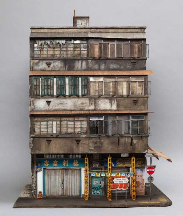 Miniaturizando Hong Kong com Joshua Smith