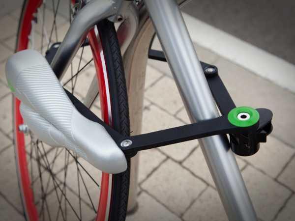 Seatylock parece ser a forma mais segura de parar sua bicicleta nas ruas