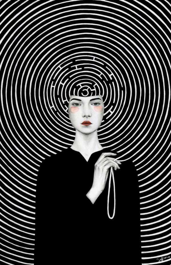 As Ilustrações e a Arte de Sofia Bonati