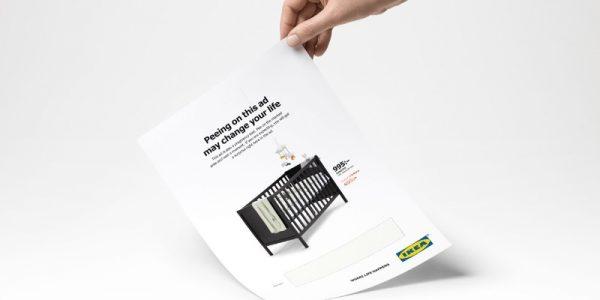 O novo anúncio da IKEA é um teste de gravidez. É sério isso.