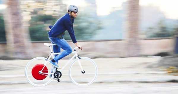 Copenhagen Wheel: Uma Força a Mais para Pedalar pelas Ladeiras da Cidade