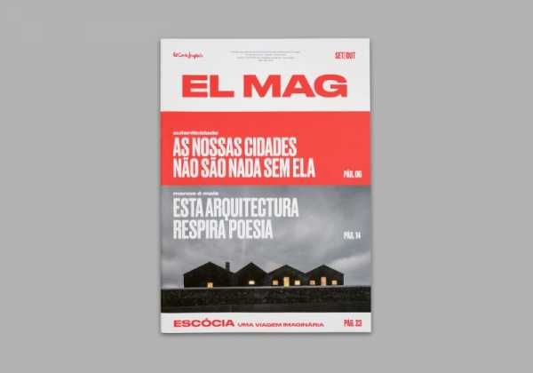El Mag — Uma Publicação sobre Cultura em Porto