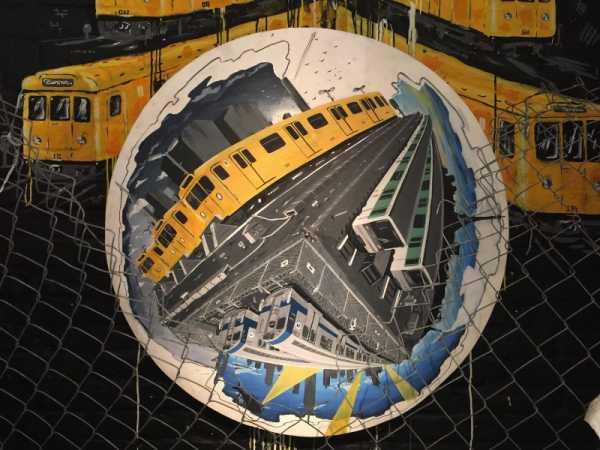 Wandelism: Mostrando a Arte de Rua de Berlim em uma Exposição Temporária