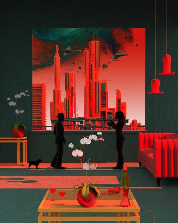 A Utopia Visual de Tishk Barzanji