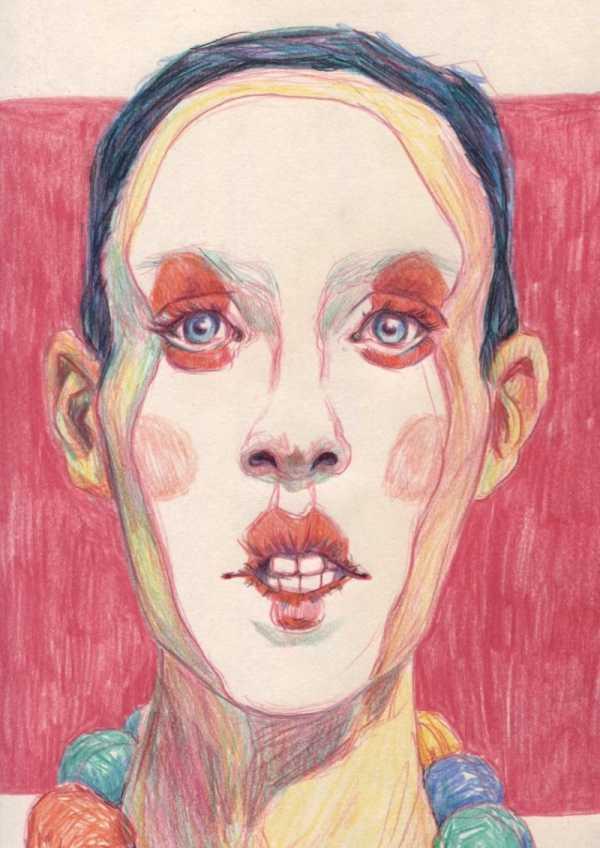 As Ilustrações de Eileen Marie Tretter