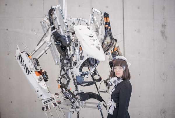 Hiroto Ikeuchi e suas Esculturas Cyberpunk