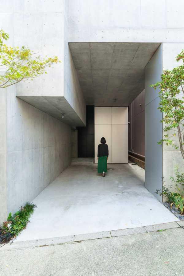 Tree-Ness House: Uma Casa Cheia de Árvores por Akihisa Hirata