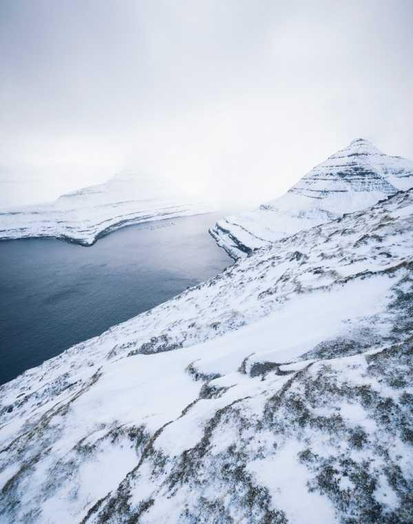 O Inverno nas Ilhas Faroe pelas lentes de Felix Inden