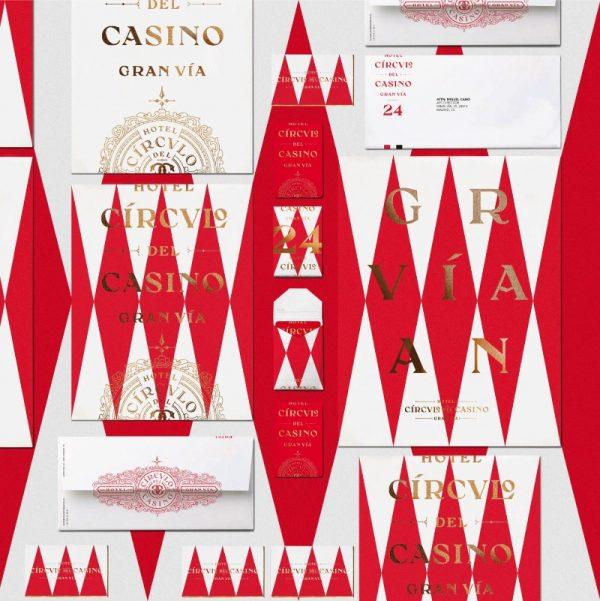 Criando a Identidade Visual do Hotel Circulo del Casino Gran Via com o Noho Comunicacion