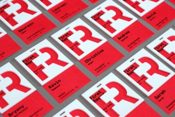 First Round é um evento que mostra os primeiros rascunhos de projetos de design