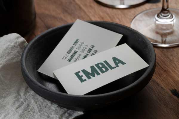 Criando o Branding e a Tipografia do Embla com A Friend of Mine