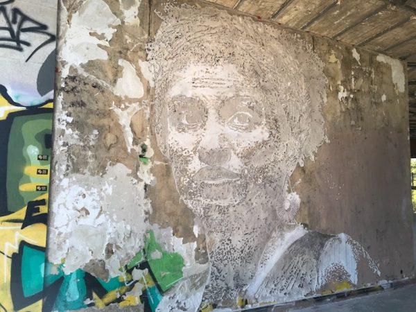 Brave Walls: A Anistia Internacional demanda Justiça para Marielle Franco