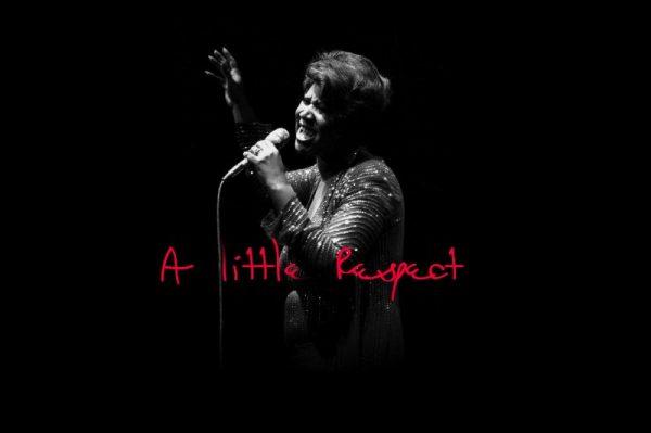 Uma Fonte Homenageando a Vida de Aretha Franklin