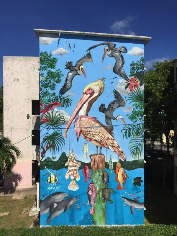A Arte de Rua e as Pinturas de Mateus Bailon