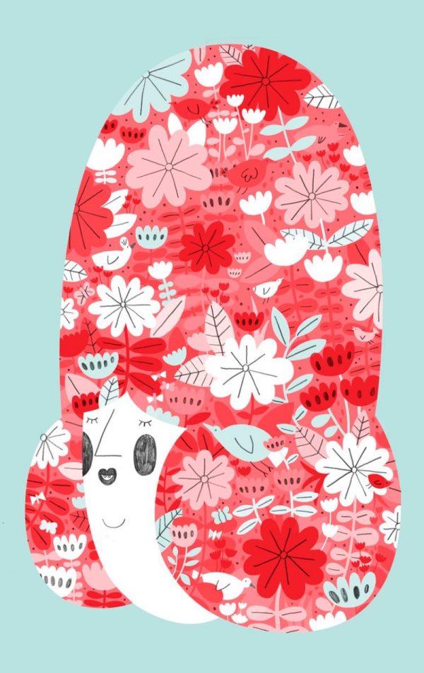 Molly Egan e suas ilustrações