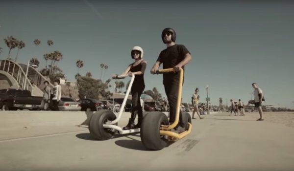 Stator: Um Scooter que mistura a beleza do design com engenharia de qualidade