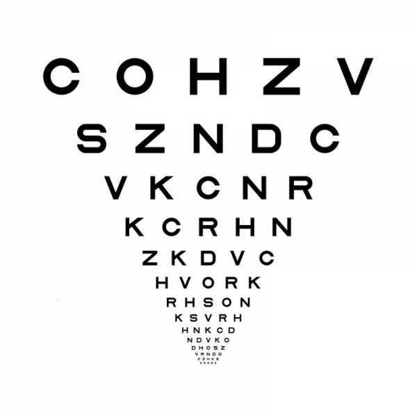 Optician Sans: uma fonte baseada nos optótipos usados por oculistas pelo mundo afora