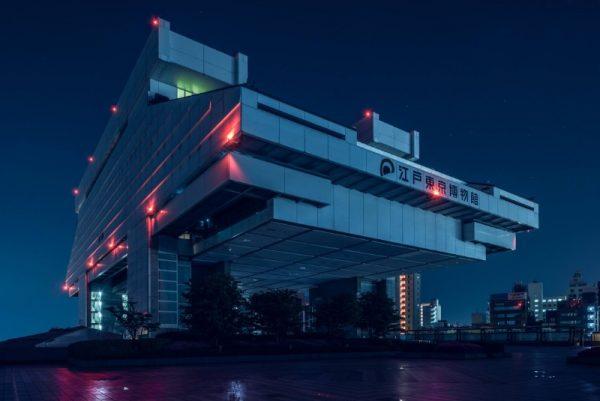 Nihon Noir: Tóquio pelas lentes de Tom Blachford