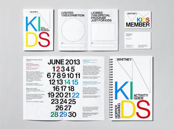 A Nova Identidade Gráfica do Whitney Museum de Nova Iorque