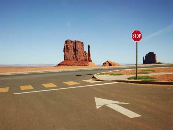 Roadside America nas fotografias de Josef Hoflehner