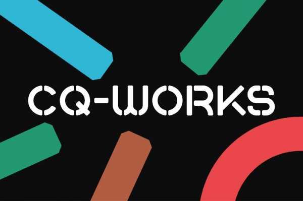 CQ-Works – Criando a Identidade Visual de um Co-Working Space