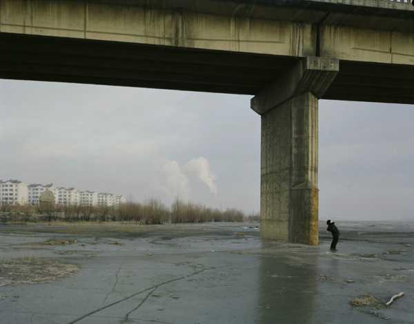 Zhang Kechun captura a realidade do Rio Amarelo através da China