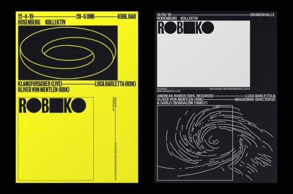 O Trabalho de Design Gráfico de Laura Prim