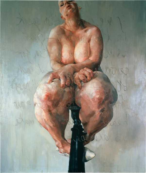 Representando Corpos Humanos de Jenny Saville