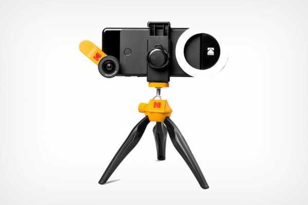 O Kit de Fotografia da Kodak