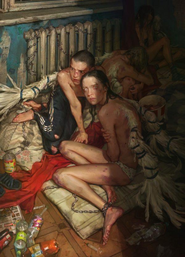 As Ilustrações de Yuliya Litvinova