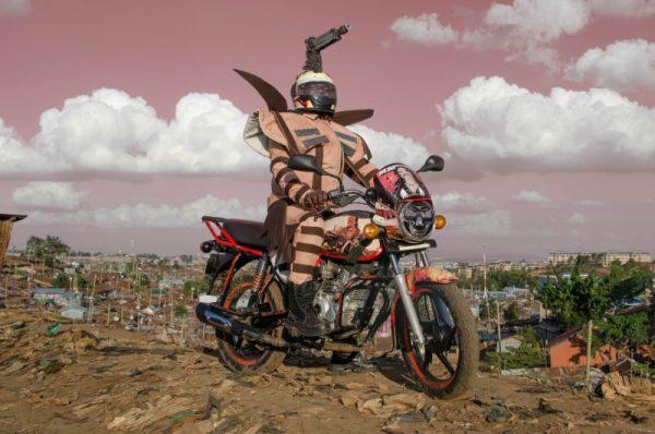 Boda Boda Madness: Mostrando o Louco Visual dos Mototáxis de Nairobi