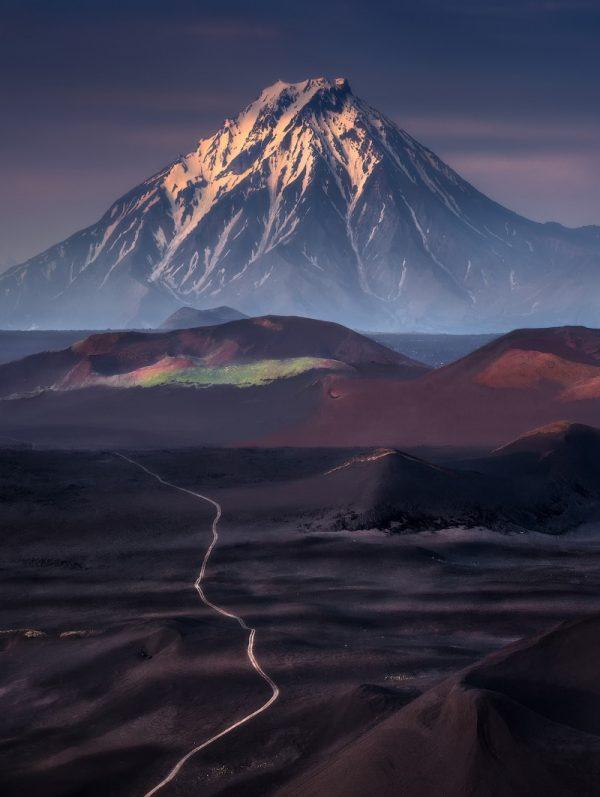 A Península de Kamchatka nas fotografias de Isabella Tabacchi