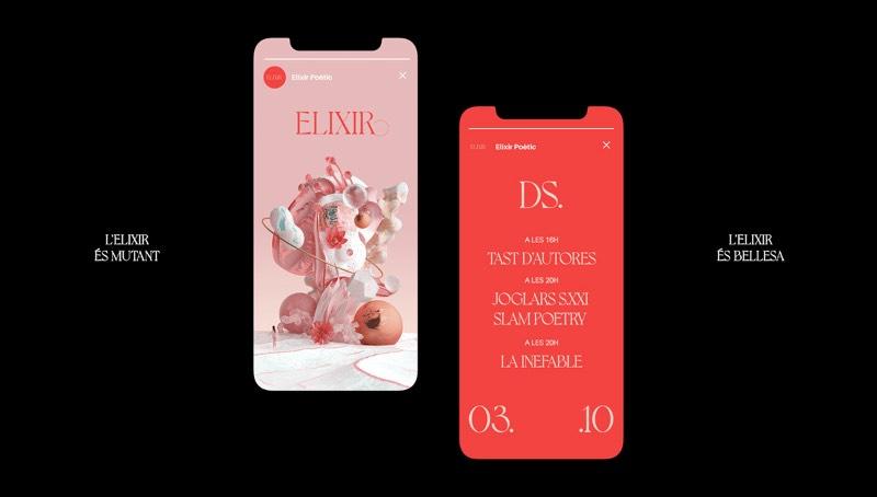 Elixir é o nome do primeiro festival de poesia gratuito lá da Catalunha. O evento vai acontecer no final de Setembro de 2020 e o início de Outubro de 2020 com diferentes atividades em torno da poesia, com artistas emergentes e outros conhecidos internacionalmente. Lá, os eventos serão divididos entre música, recitais, espetáculos, mercados.