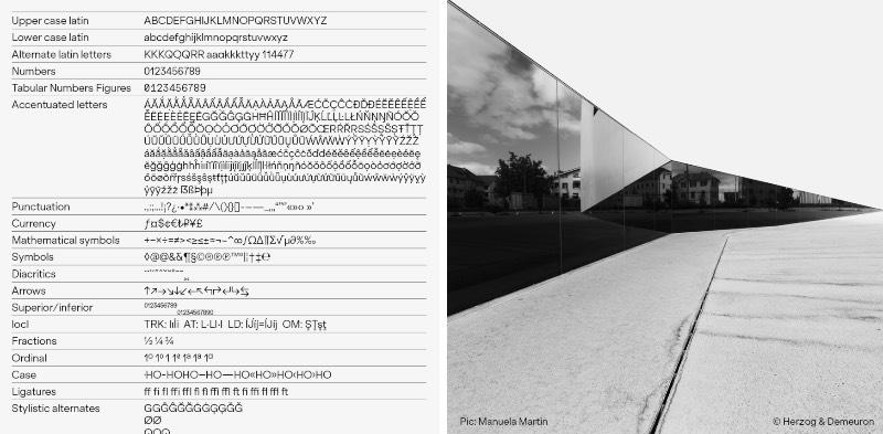 Foi em 2014 que os amigos David Mamie, Alex Dujet, Xavier Erni, Roger Gaillard resolveram se encontrar para discutir tipografia no que eles resolveram chamar de cafe / typo. O objetivo aqui era a de compartilhar técnicas e conversar sobre design, porém, alguns anos depois, esse encontro acabou criando a Extraset. Esse estúdio e type foundry leva o melhor do design gráfico suíço para o mesmo lugar, direto de Geneva.