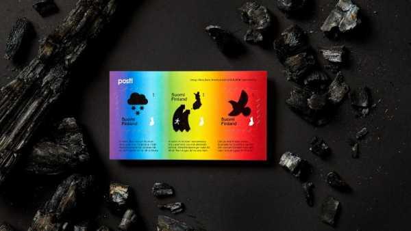 Mostrando a mudança climática nos selos criados pelos finlandeses do Berry Creative
