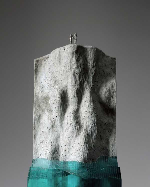 A Arte feita de Vidro de Ben Young