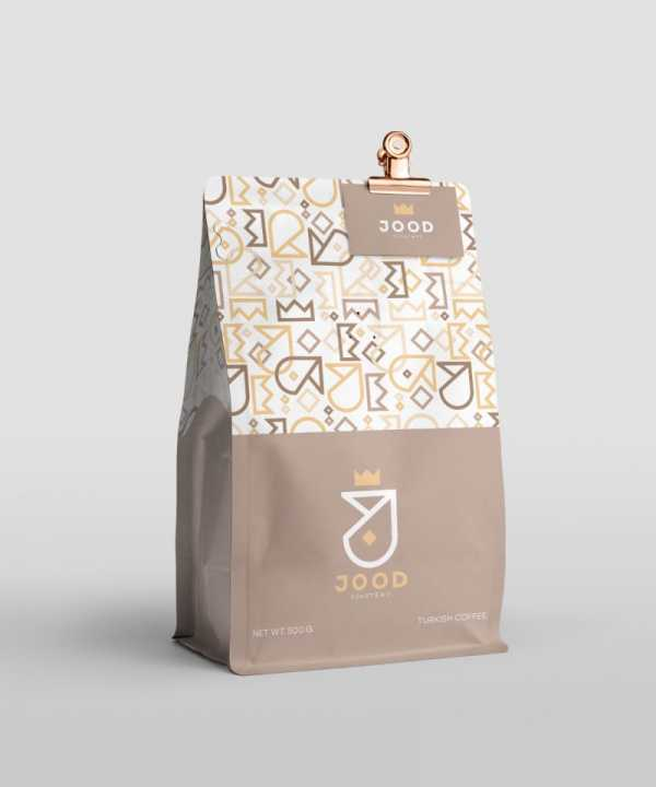 O Café Jood no design da Kinda Ghannoum