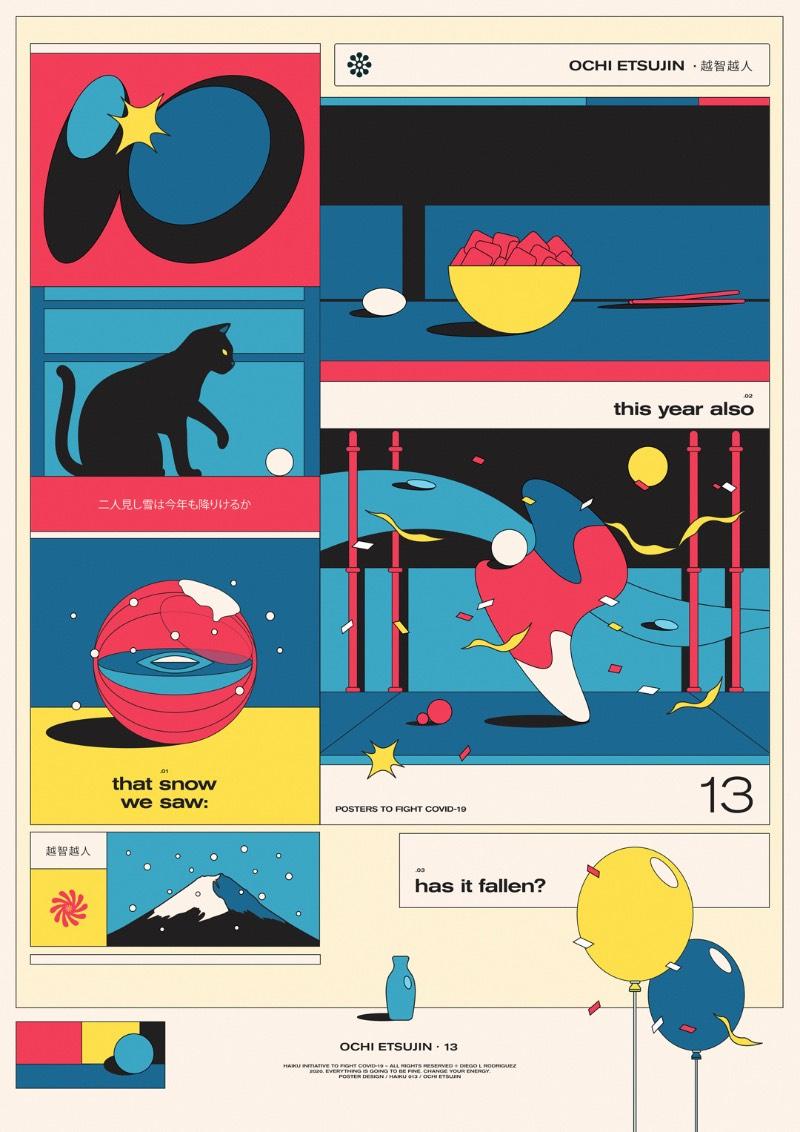 Diego L. Rodríguez é um artista visual, ilustrador e designer gráfico baseado em Madrid, a capital da Espanha. Ele começou sua vida como freelancer em meados de 2009 e desde então vem trabalhando para clientes e marcas diferentes ao redor do mundo.