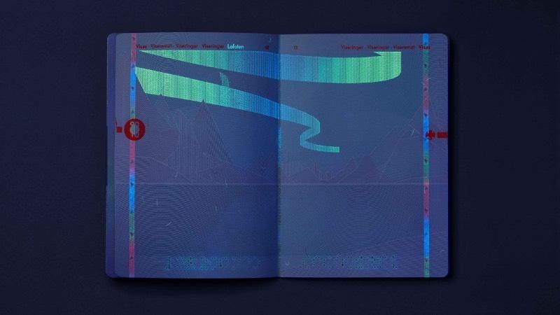 Foi em 2014 que a Neue ganhou o contrato para criar o novo passaporte da Noruega. E, em outubro de 2020, o mundo foi presenteado com um passaporte ilustrado cheio de referências a cultura e o país.